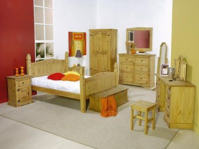 Mexican Corona Pine Furniture